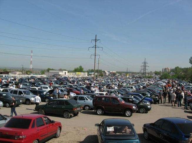 Где продают много б у машин - площадки авторынков в Москве - Подержанные машины