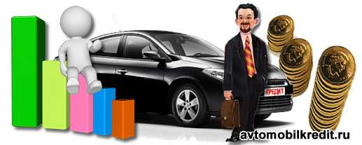 где выгоднее взять кредит на авто: