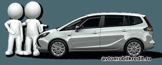 Опель Зафира Турер - семиместный автомобиль | Opel