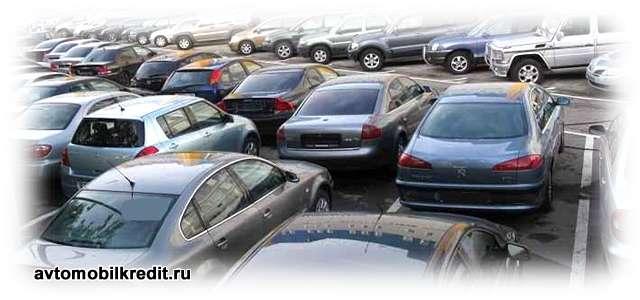 спрос на автомобили в кредит