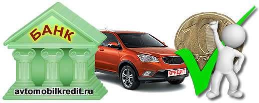 Через какой банк выгоднее купить машину