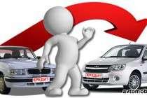 Тенденции снижения продаж на автомобильном рынке России