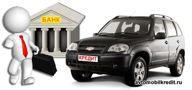 покупка автомобиля через банк