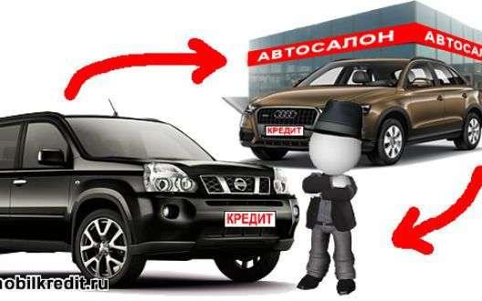 Автокредит с обратным выкупом автомобиля - кредит buy back