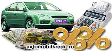 расчет погашения кредита на авто