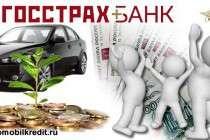 Автокредит на иномарку или отечественный авто в Росгосстрах банке