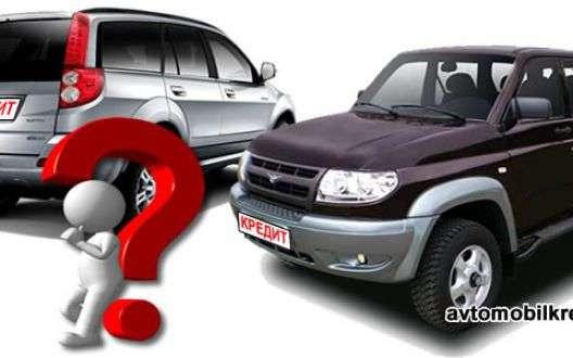 Что взять в кредит УАЗ Патриот или Hover - какой внедорожник лучше
